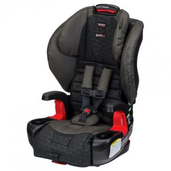 BabyQuip - Baby Equipment Rentals - Britax Clicktight Harness Booster Car Seat - Britax Clicktight Harness Booster Car Seat -