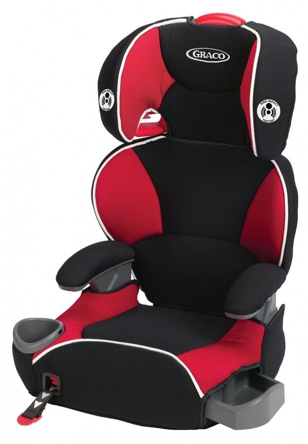BabyQuip - Baby Equipment Rentals - Highback Booster Car Seat - Highback Booster Car Seat -