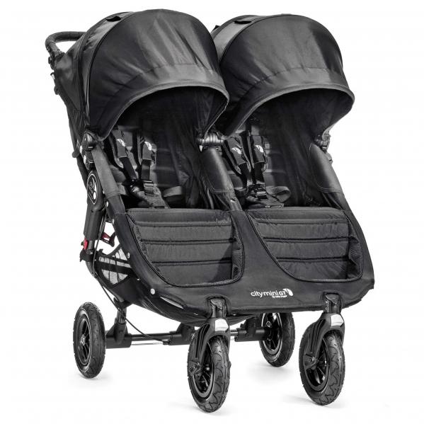 BabyQuip - Baby Equipment Rentals - Baby Jogger Citi Mini Double Stroller  - Baby Jogger Citi Mini Double Stroller  -
