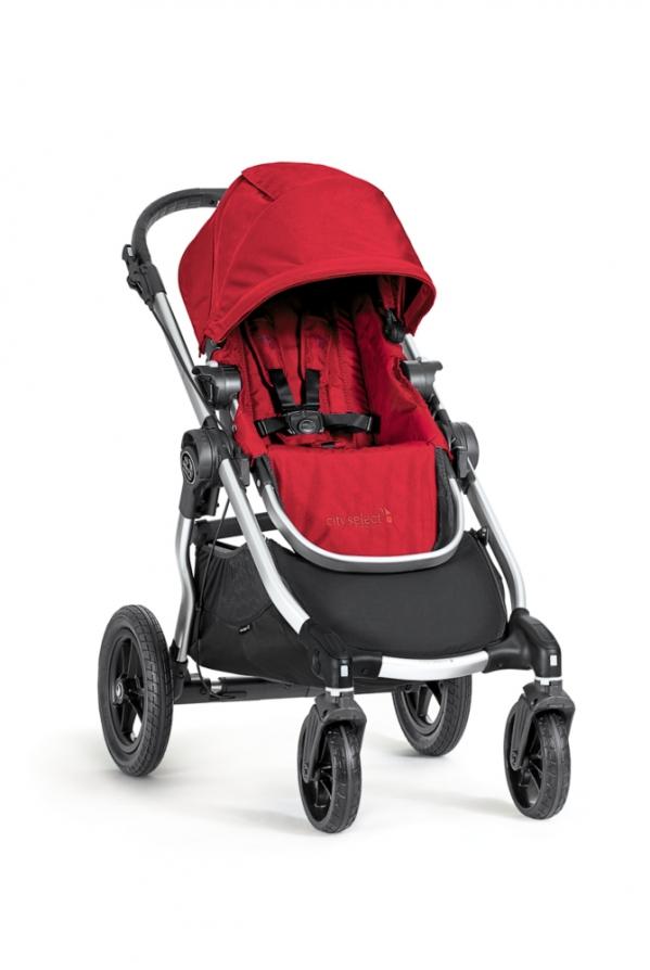 BabyQuip - Baby Equipment Rentals - Baby Jogger City Select Single Stroller - Baby Jogger City Select Single Stroller -