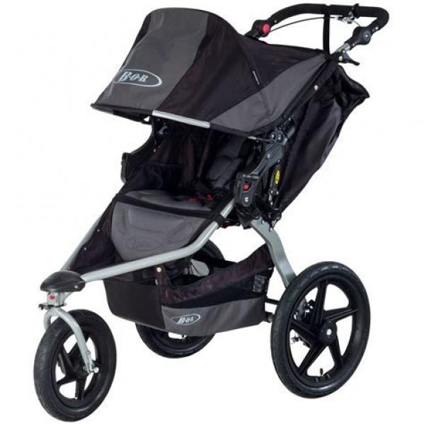 BabyQuip - Baby Equipment Rentals - Single Bob Stroller - Single Bob Stroller -