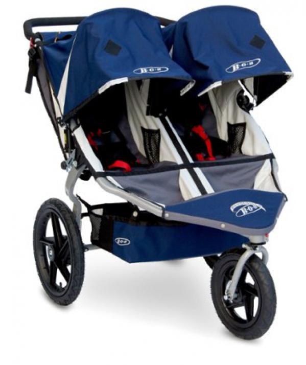 BabyQuip - Baby Equipment Rentals - Double Bob Stroller - Double Bob Stroller -