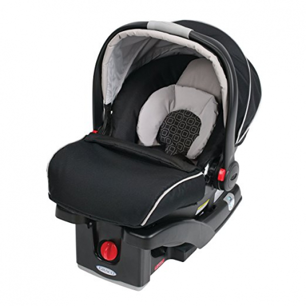 Car Seat: Infant Graco Snug Ride 35