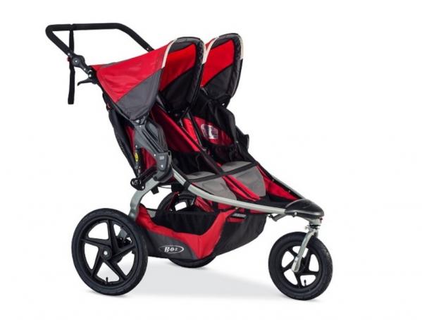 BabyQuip - Baby Equipment Rentals - Stroller: BOB Revolution Jogging Stroller (Double) - Stroller: BOB Revolution Jogging Stroller (Double) -