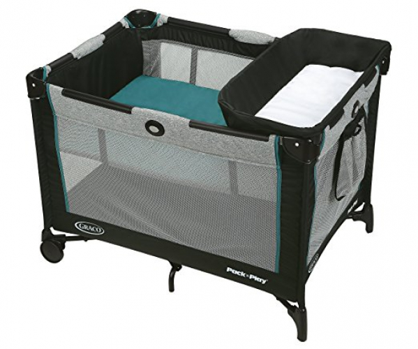 Pack N Play with Bassinet and Changing Station