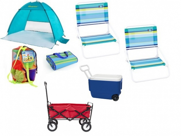 BabyQuip - Baby Equipment Rentals - Beach Package Upgrade  - Beach Package Upgrade  -