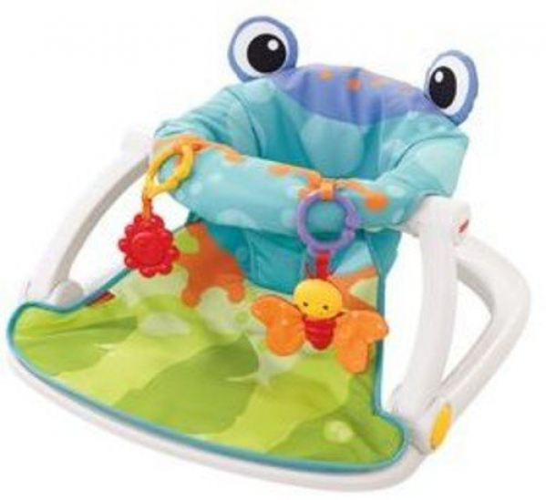 BabyQuip - Baby Equipment Rentals - Sit Me Up Floor Seat - Sit Me Up Floor Seat -