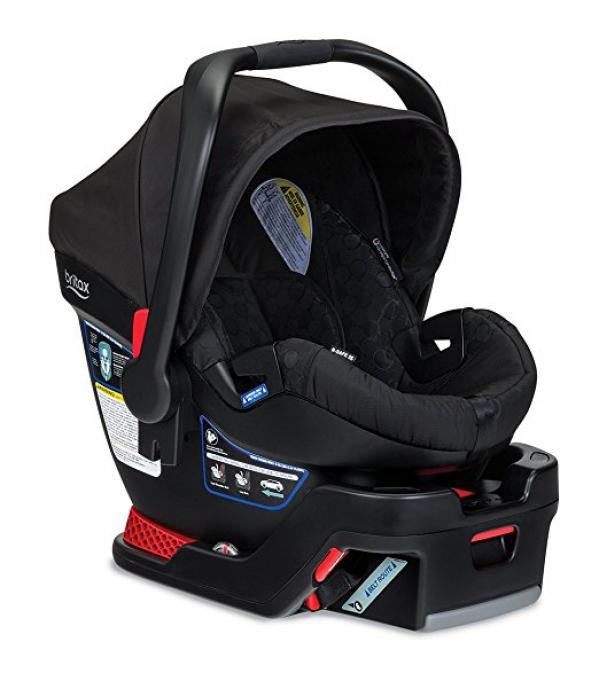BabyQuip Baby Equipment Rentals - Car Seat: Infant Britax B-Safe - Kellen & Melanie Alca - Chula Vista, California