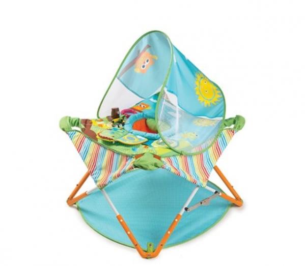 BabyQuip - Baby Equipment Rentals - Summer Pop N' Jump Portable Activity Center - Summer Pop N' Jump Portable Activity Center -