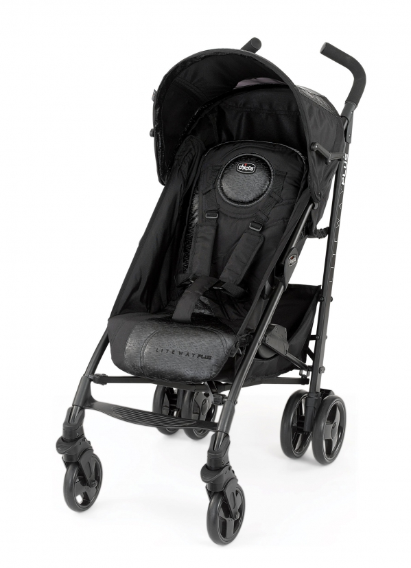 BabyQuip - Baby Equipment Rentals - Chicco Liteway Plus Stroller - Chicco Liteway Plus Stroller -