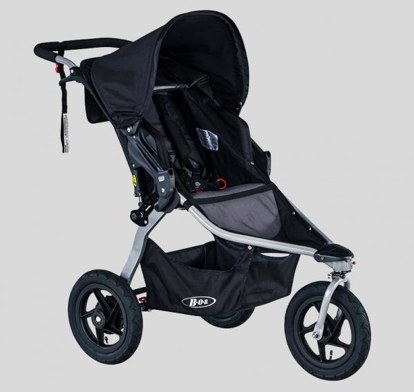 BabyQuip - Baby Equipment Rentals - BOB Rambler Jogging Stroller - BOB Rambler Jogging Stroller -