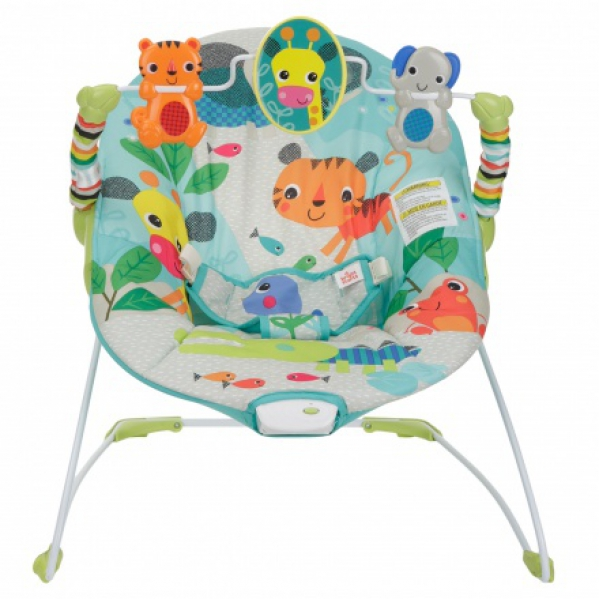 BabyQuip - Baby Equipment Rentals - Bright Star Jungle Bouncer - Bright Star Jungle Bouncer -