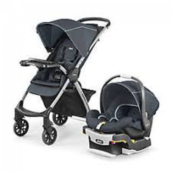 BabyQuip - Baby Equipment Rentals - Chicco Bravo Travel System - Chicco Bravo Travel System -