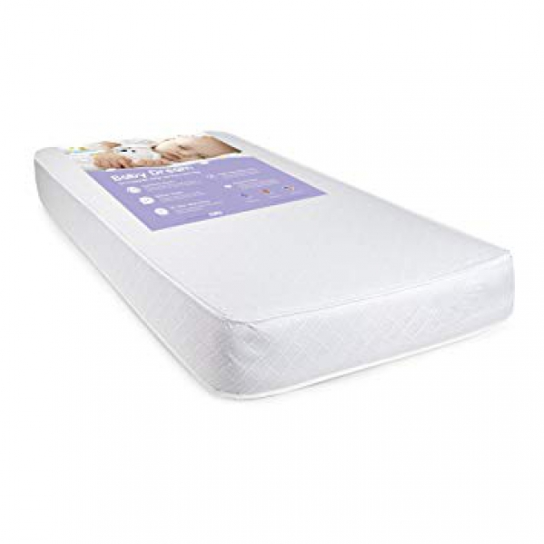 BabyQuip - Baby Equipment Rentals - Extra Full Crib Mattress - Extra Full Crib Mattress -