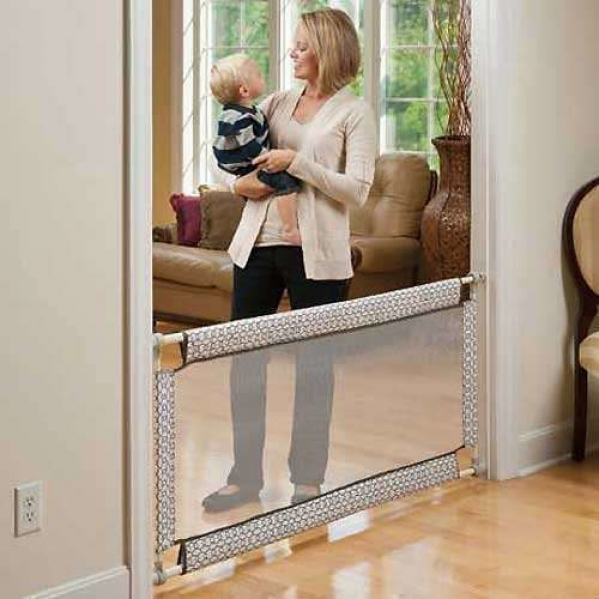 BabyQuip - Baby Equipment Rentals - Baby Gate, 38-68 inches - Baby Gate, 38-68 inches -