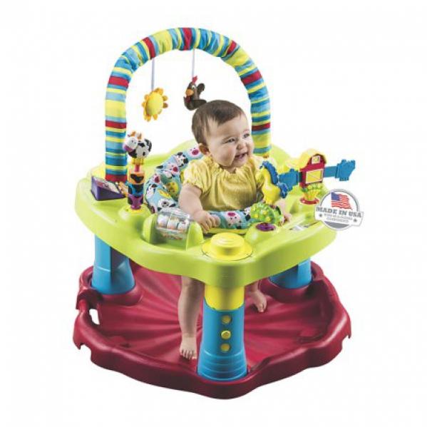 BabyQuip - Baby Equipment Rentals - ExerSaucer Barnyard - ExerSaucer Barnyard -