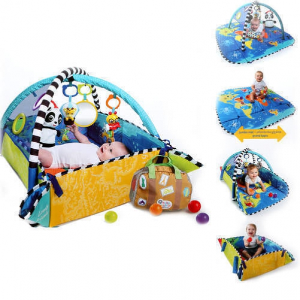 BabyQuip - Baby Equipment Rentals - Baby Play Mat, Activity Gym - Baby Play Mat, Activity Gym -