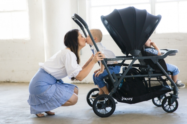 BabyQuip Baby Equipment Rentals - Double Tandem Stroller  - Ryan Berrier - Keller, Texas
