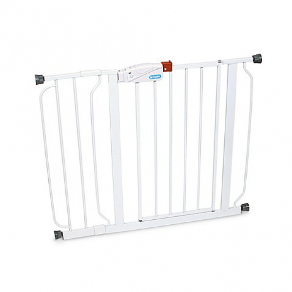 BabyQuip - Baby Equipment Rentals - Position and Lock Gate - Position and Lock Gate -