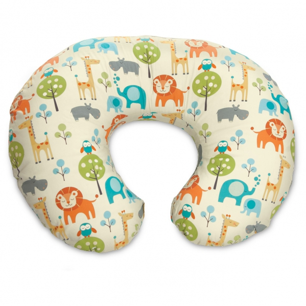 BabyQuip - Baby Equipment Rentals - Boppy Pillow with cover - Boppy Pillow with cover -