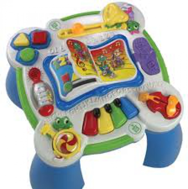 BabyQuip - Baby Equipment Rentals - Musical Activity Table - Musical Activity Table -