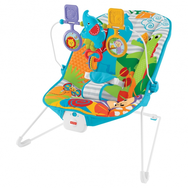 BabyQuip - Baby Equipment Rentals - Infant to Toddler Rocker - Infant to Toddler Rocker -