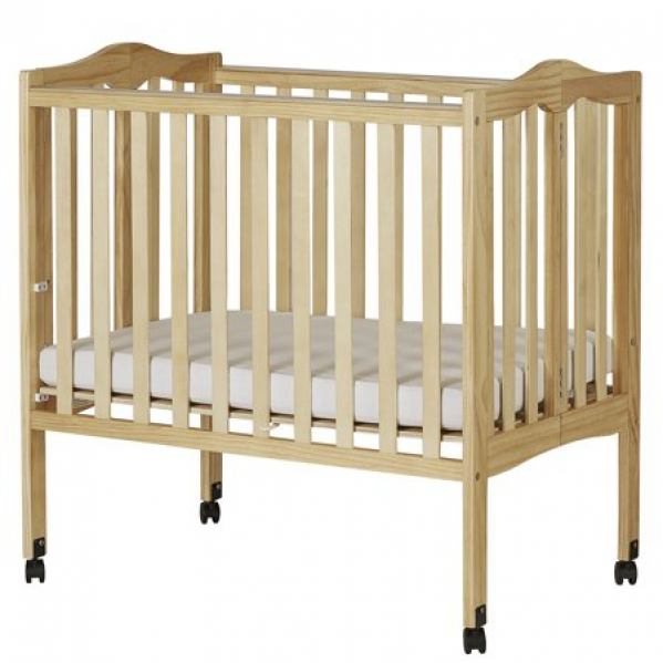 BabyQuip - Baby Equipment Rentals - Crib, Condo Crib with Linens - Crib, Condo Crib with Linens -