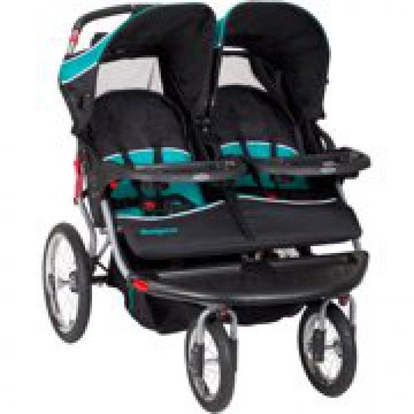 BabyQuip - Baby Equipment Rentals - Double Stroller, Side by Side - Double Stroller, Side by Side -