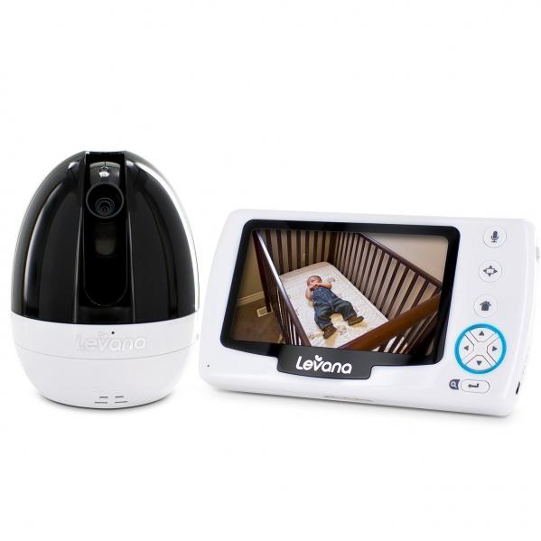 BabyQuip - Baby Equipment Rentals - Video Monitor: Levana - Video Monitor: Levana -