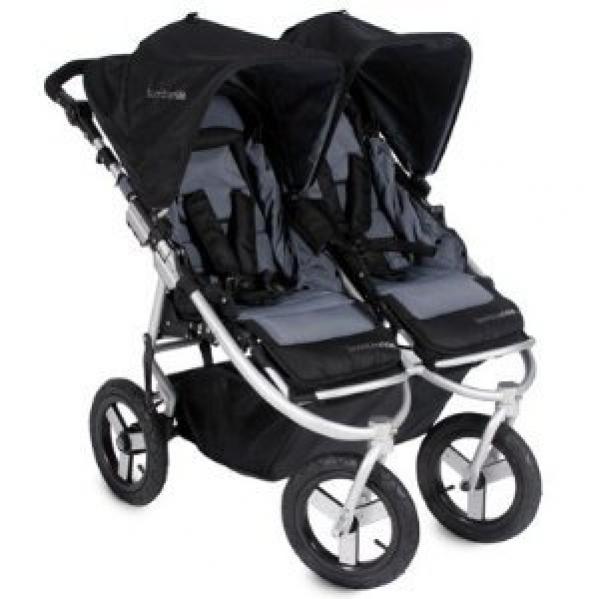 BabyQuip - Baby Equipment Rentals - Double Jogging Stroller: Bumbleride Indie Twin - Double Jogging Stroller: Bumbleride Indie Twin -