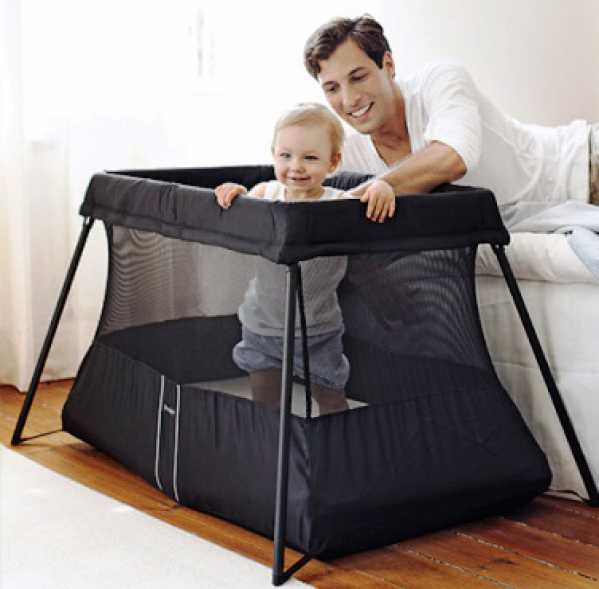 Baby Bjorn Travel Crib / Play Yard