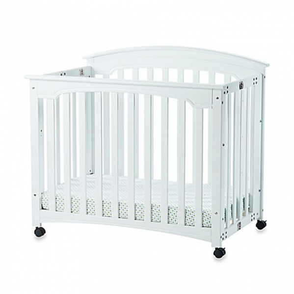 BabyQuip - Baby Equipment Rentals - Mini Crib: Great for hotel rooms & small spaces - Mini Crib: Great for hotel rooms & small spaces -