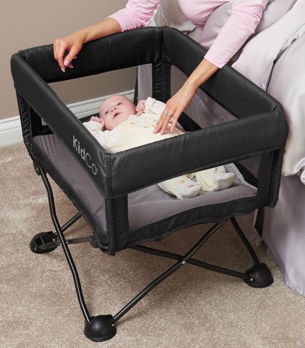 BabyQuip - Baby Equipment Rentals - Baby Bassinet (KidCo DreamPod) - Baby Bassinet (KidCo DreamPod) -