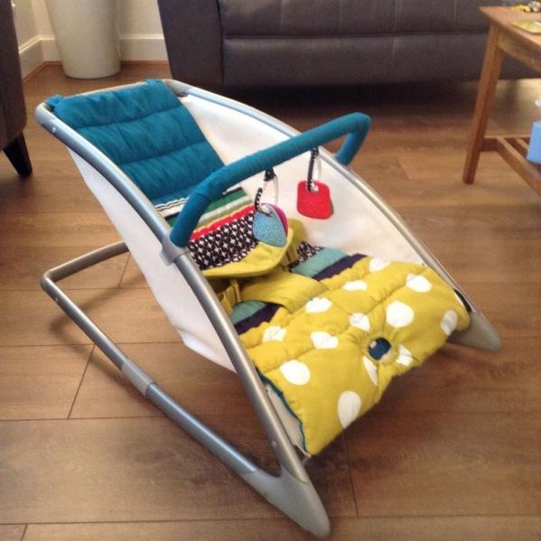 Awe Inspiring Mamas Papas Rocker Chair Redwood City California Ncnpc Chair Design For Home Ncnpcorg