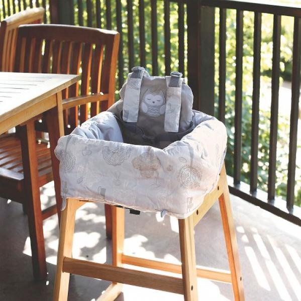 BabyQuip - Baby Equipment Rentals - High Chair/Shopping Cart Cover - High Chair/Shopping Cart Cover -