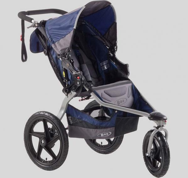BabyQuip Baby Equipment Rentals - Jogging Stroller - Mandy Ischy - Dallas, Texas