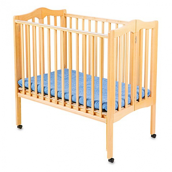 BabyQuip - Baby Equipment Rentals - Portable Mini Crib with Linens - Portable Mini Crib with Linens -