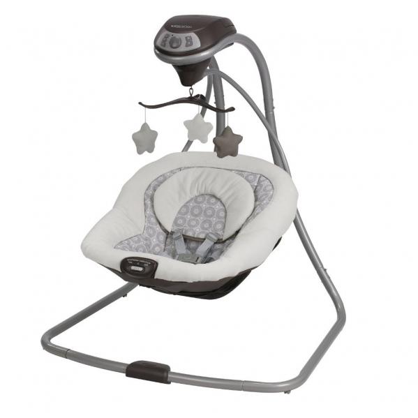 BabyQuip - Baby Equipment Rentals - Infant Swing - Infant Swing -