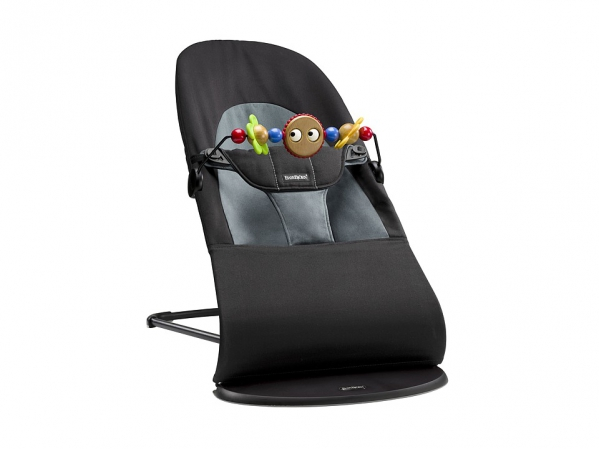 BabyQuip - Baby Equipment Rentals - Baby Bjorn Bouncer Seat (Googly Eyes Toy Included) - Baby Bjorn Bouncer Seat (Googly Eyes Toy Included) -