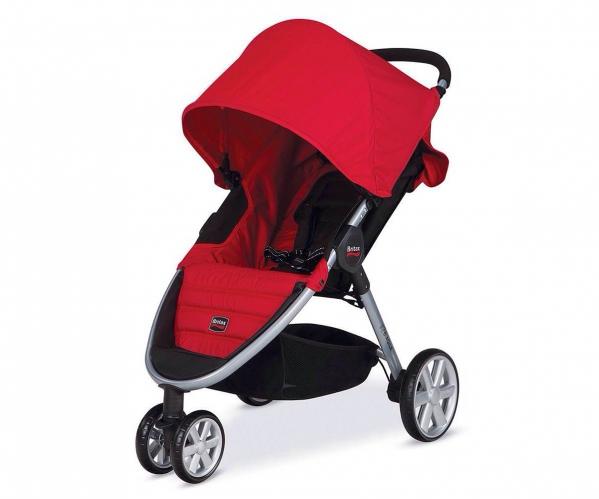 BabyQuip - Baby Equipment Rentals - Stroller - Britax B-Agile - Stroller - Britax B-Agile -