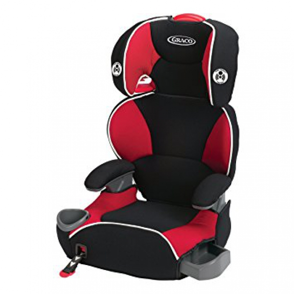 BabyQuip - Baby Equipment Rentals - High-back Booster Car Seat - High-back Booster Car Seat -