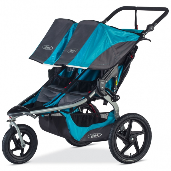 BabyQuip - Baby Equipment Rentals - BOB Double Stroller - Revolution Duallie - BOB Double Stroller - Revolution Duallie -