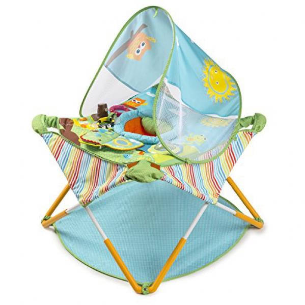 BabyQuip - Baby Equipment Rentals - Portable Exersaucer - Portable Exersaucer -