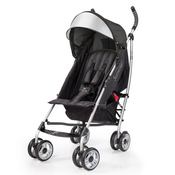 BabyQuip - Baby Equipment Rentals - Light and Convenient Stroller - Light and Convenient Stroller -