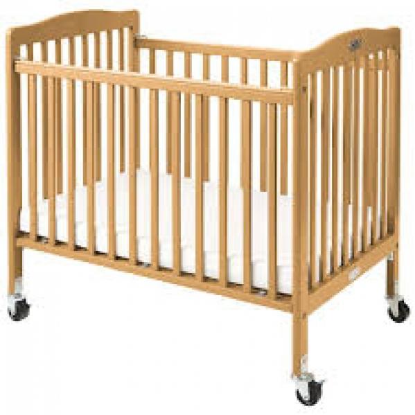 Full Size Organic Crib