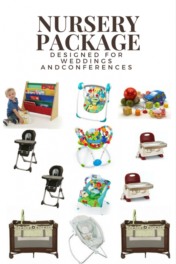 Conference or Event Nursery Package - San Antonio, TX