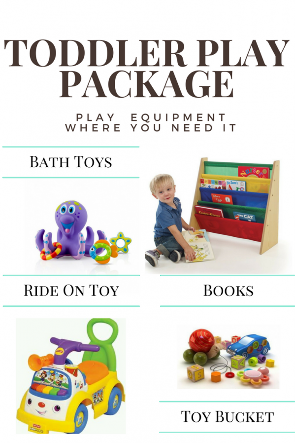 Toddler Toy Package