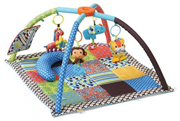 BabyQuip - Baby Equipment Rentals - Activity Gym - Activity Gym -