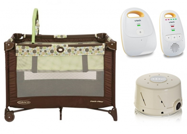 BabyQuip - Baby Equipment Rentals - Sleep Package - Pack 'n Play - Sleep Package - Pack 'n Play -