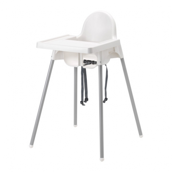 BabyQuip - Baby Equipment Rentals - High Chair - Ikea brand - High Chair - Ikea brand -